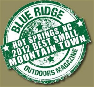 BLUE RIDGE OUTDOOS (Medium) (Small)